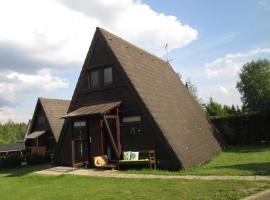 Ferienhaus am See im Fichtelgebirge, Nagel