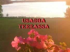 Usadba TERRASSA, Proshitsa (Pus'ki yakınında)
