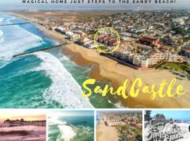 SANDCASTLE: Magical Home Steps to the Beach!, Imperial Beach
