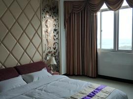 Pingtan Lanhaiwan Shicuo View Guesthouse, Pingtan (Douyuan yakınında)