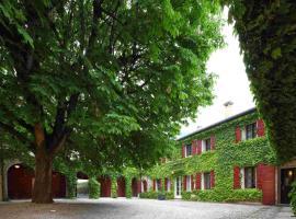 I giardini segreti di Villa Marcello Marinelli, Cison di Valmarino (Rolle yakınında)