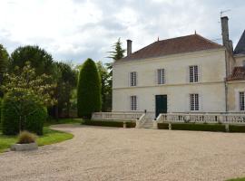 Logis Des Bessons, Migron (рядом с городом Prignac)