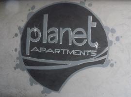 Planet Apartments