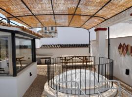 ekotel-balcón de la villa, Приего-де-Кордова