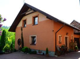 Apartments Ve Dvoře, Mosty u Jablunkova (Dolní Lomná yakınında)