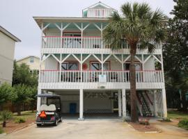 South End Cottage, Tybee Island