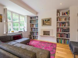 Charming Golders Green Home by Hampstead Heath, Лондон (рядом с городом Maida Vale)