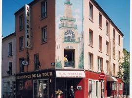Residence De La Tour Paris-Malakoff, Malakoff