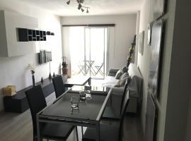 Apartamento Anaga ideal descanso parking gratuito, Santa Cruz de Tenerife (Los Campitos yakınında)