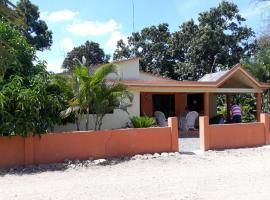 Tropical Farmhouse stay next to cocoa plantation