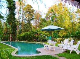 The Island Pool Villa, Vainguinim (рядом с городом Goltim)