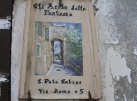 Borgo Sabino( casa mia), Tarano