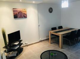 Appartement tout confort, Malesherbes (рядом с городом Nangeville)