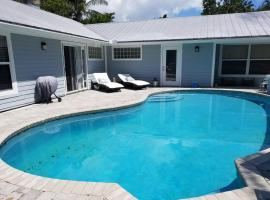 Pool Home Close To Golf And Beach, Fort Pierce