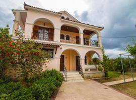 Villa Fiore, Айос-Кирикос