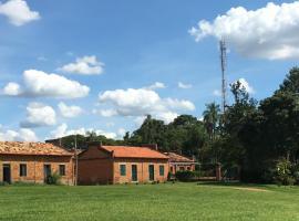 Fazenda Vassoural, Itu (Near Salto)
