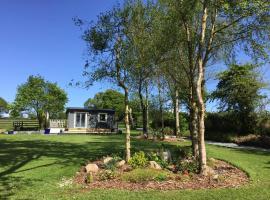 Prospect Lodge Cabin, Росс (рядом с городом Saint Mullins)