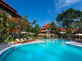 White Rose Kuta Resort, Villas & Spa, Legian