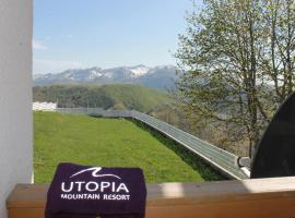 Utopia Mountain resort, Bjelašnica