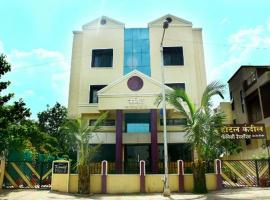 Hotel Kandil, Аурангабад (рядом с городом Bhadji)