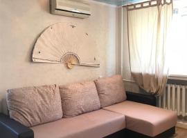 Apartment B. Krasnaya 1b