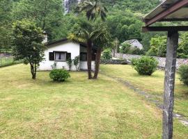 casa Joja, Cevio (Bignasco yakınında)