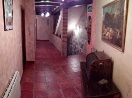 Casa Rural San Blas II, Velilla (рядом с городом Villasexmir)