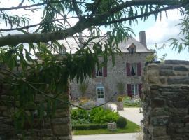 Jardin Des Simples, Mont-Dol