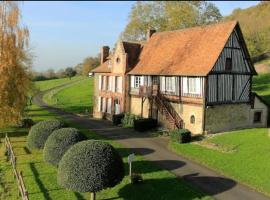 The Little House Monastere de Brucourt, Brucourt (рядом с городом Cricqueville-en-Auge)
