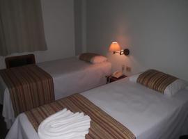 Mabruk Barretos Apart Hotel, Barretos (Guaíra yakınında)