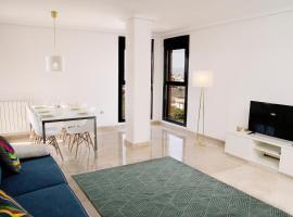 Luxury flat near Arts+Sciences, PARKING + BIKES, Valensiya (Fuente de San Luis yakınında)