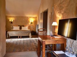 Hotel L'Empreinte du Temps, Torgny