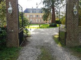 Château de Brenon, Bonneville-Aptot (рядом с городом Saint-Éloi-de-Fourques)