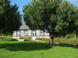 Gîte des Pins Penchés, Brunville (рядом с городом Auquemesnil)
