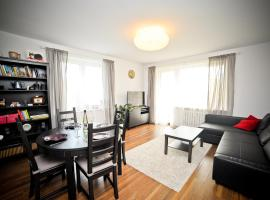Apartament Liliowy Deluxe