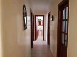 Kabila vista appartement, Mrah el Bacha