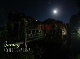 Samai Hostal, Pepino (Orito yakınında)
