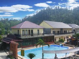 Hotel Sankita Guci, Tegal (рядом с городом Bumijawa)