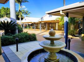Rockhampton Palms Motor Inn