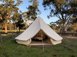 Wild in Style -Glamping at Megalong Valley, Megalong (Jenolan Caves yakınında)