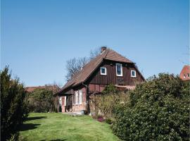 One-Bedroom Apartment in Celle Altenhagen, Altenhagen (Beedenbostel yakınında)