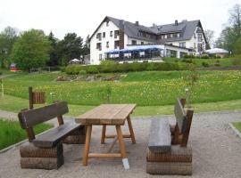 Hotel Waldesruh, Lengefeld (Pockau yakınında)
