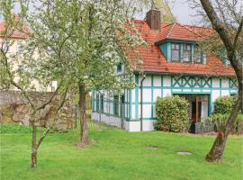Rothirsch Suite Gutshof Sparow, Nossentiner Hütte (Alt Schwerin yakınında)