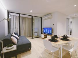 HFN Skyline Luxury Apartment