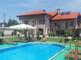 Sveti Nikola Villas near Borovets