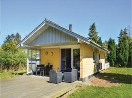 Three-Bedroom Holiday Home in Stubbekobing