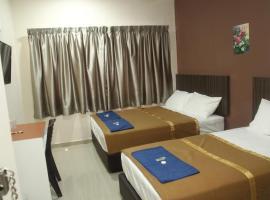 J S Plaza Hotel And Restaurant, Уна (рядом с городом Hoshiārpur)