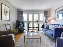 Bright 2 bed 2 bath apartment near Clapham Common, Лондон (рядом с городом Balham)