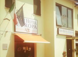 New Hotel Europa, Crevalcore