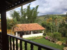 Finca Guatapuri, San Gil (U blizini grada 'Curití')